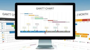 c'est quoi un diagramme de Gantt ?