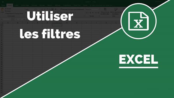 Filtres Excel